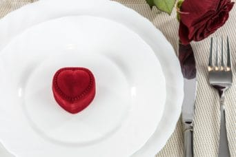 Liebe geht durch den Magen!